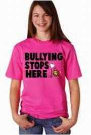 Pink Shirt Day for Bullying Awareness